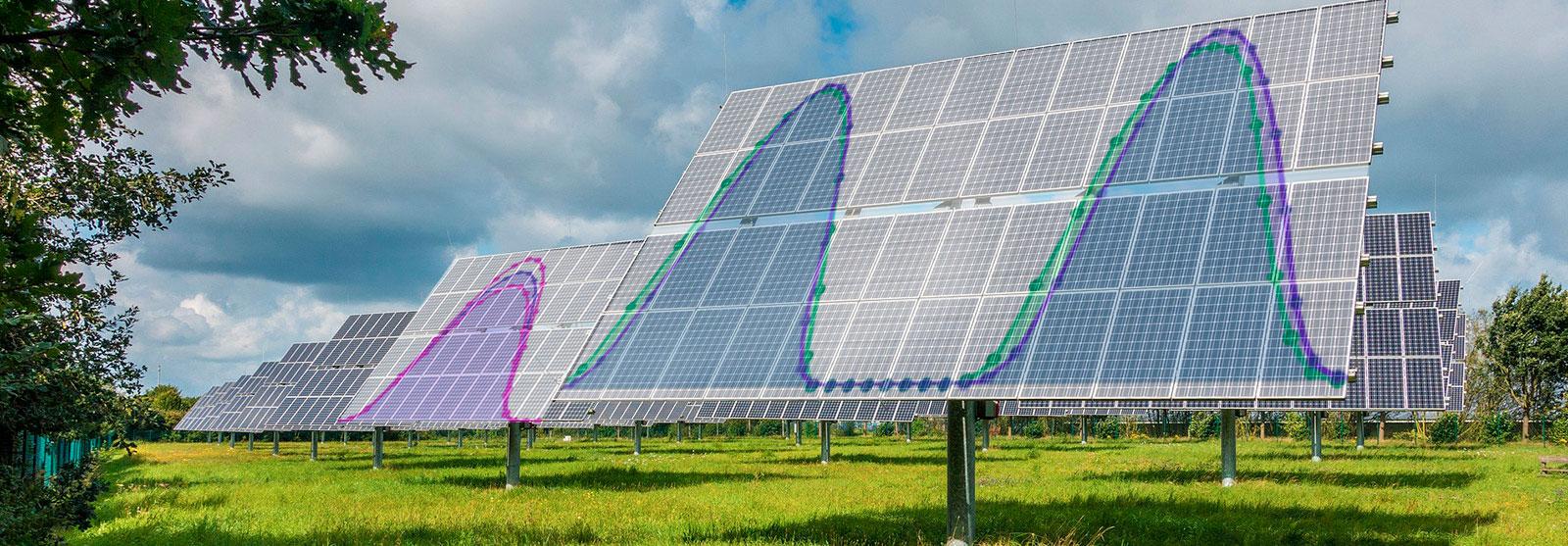 Прогнозування виробітку електричної енергії ФЕС